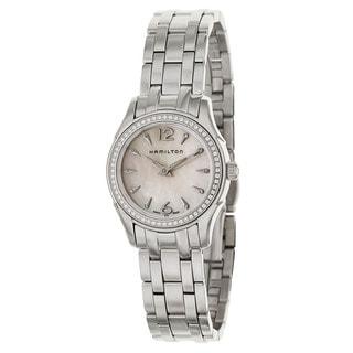 Hamilton Women's H32281197 Stainless Steel Watch