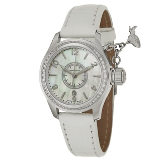 Hamilton Women's H77211815 Leather Watch