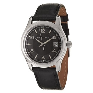 Hamilton Men's H18451735 Leather Watch