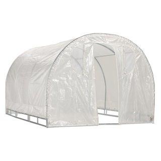 Weatherguard Steel Round Top Greenhouse