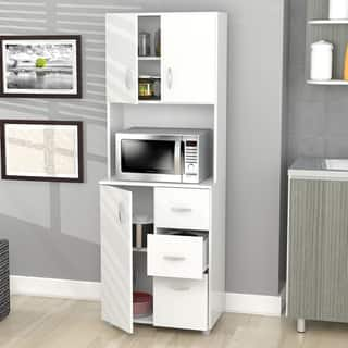 Inval Tall Kitchen Storage Cabinet|https://ak1.ostkcdn.com/images/products/10698433/P17759695.jpg?impolicy=medium