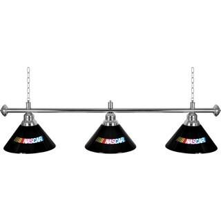 NASCAR 3 Shade Billiard Lamp
