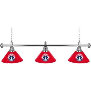 Washington Wizards NBA Shade Billiard Lamp