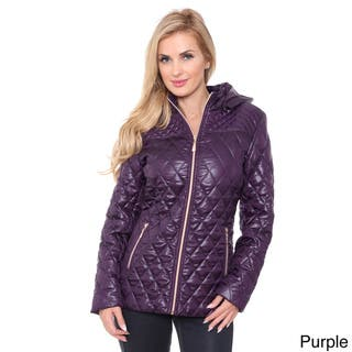 56f9763e377 Buy Purple Coats Online at Overstock