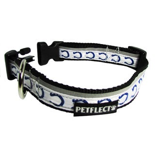 Petflect Indianapolis Colts Reflective Collar (4 options available)