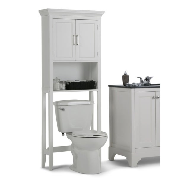 bathroom space saver cabinet wyndenhall white bathroom space saver cabinet free 16664