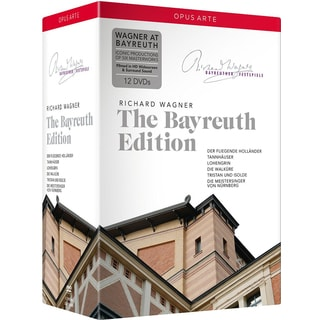 Wagner: The Bayreuth Edition (DVD)
