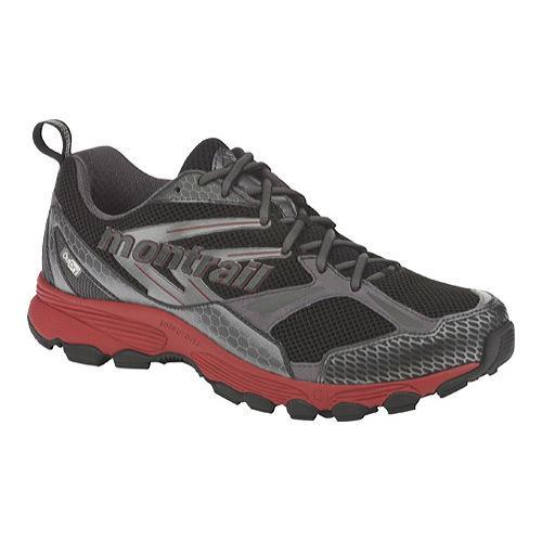 2a7c1768cd127 Men's Montrail Badrock Outdry Black/Red