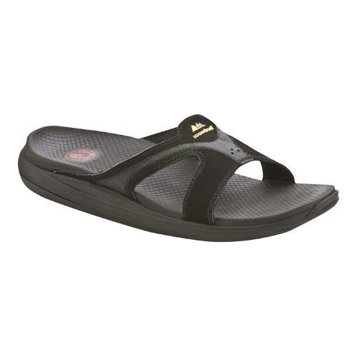 a2bd21bd7f22 Shop Men s Montrail Molokai Slide Black Red - Free Shipping Today -  Overstock - 11809655