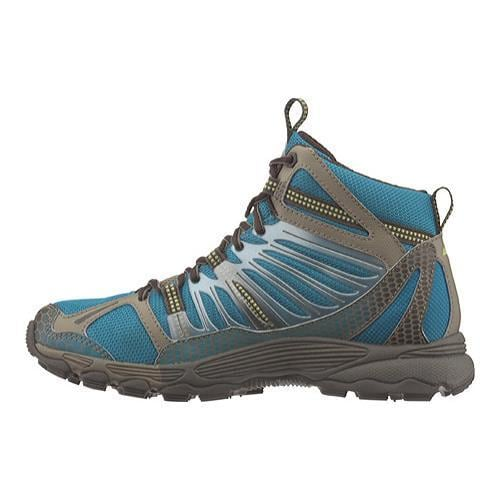 c206baa291fcd Women's Montrail Badrock Mid Outdry Deep Turquoise/Voltage