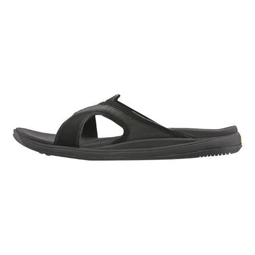 340d33f0dab0 Shop Men s Montrail Molokai Slide Black Red - Free Shipping Today ...