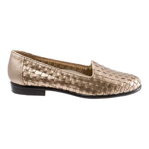 695cdb844d Shop Women s Trotters Liz Pewter - Free Shipping Today - Overstock ...