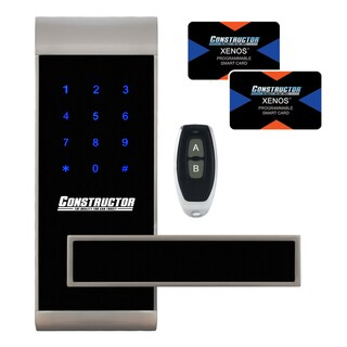Xenos Door Lock Keyless Touch Screen Remote Control Access Cards