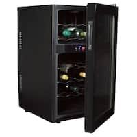 Koolatron WC24 24-bottle Dual Zone Wine Cooler