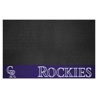 Fanmats Colorado Rockies Black Vinyl Grill Mat|https://ak1.ostkcdn.com/images/products/10700111/P17761039.jpg?impolicy=medium