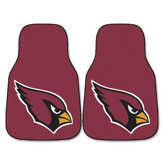 Fanmats Arizona Cardinals Burgundy Nylon Carpet Car Mat Set|https://ak1.ostkcdn.com/images/products/10700175/P17761151.jpg?impolicy=medium