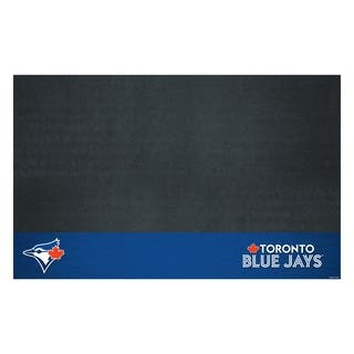 Fanmats Toronto Blue Jays Black Vinyl Grill Mat|https://ak1.ostkcdn.com/images/products/10700177/P17761153.jpg?impolicy=medium