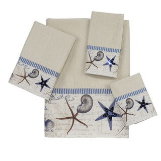 Antigua 4-piece Towel Set