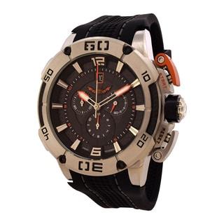 ISW Sport Men's Swiss Quartz ISW-1001-01 Chronograph Watch