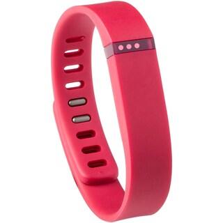 Fitbit Flex Red Wireless Activity + Sleep Wristband (Refurbished)