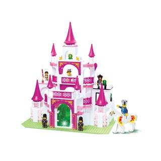 Sluban Interlocking Bricks Dream Castle M38-B0151