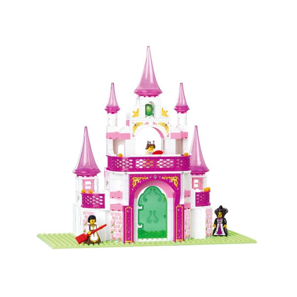 Sluban Interlocking Bricks Dream Palace M38-B0153