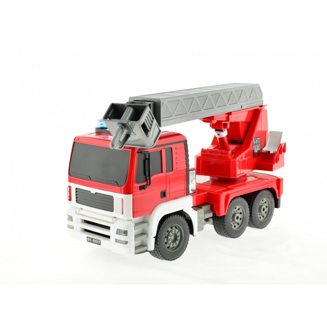 E517-003 1:20 Scale RC Fire Truck with Lights and Sound (...