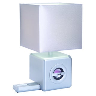 Audio GlowSquare Bluetooth Music Lamp
