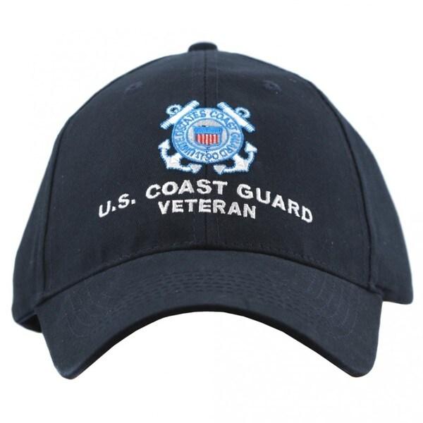 U.S. Coast Guard Veteran Hat