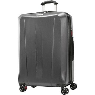 Ricardo Beverly Hills San Clemente 26-inch Expandable Hardside Spinner Suitcase (Option: Silver)