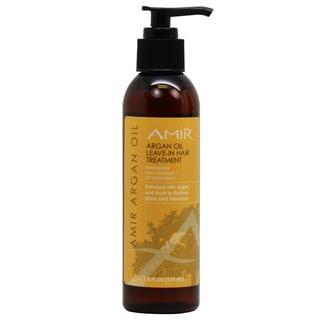 Amir Argan Oil 5.8-ounce Leave-in Hair Treatment with Acai Berry Extract