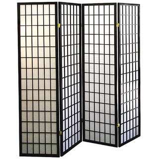 Ordinaire Shoji Style Room Divider With Wood Frame