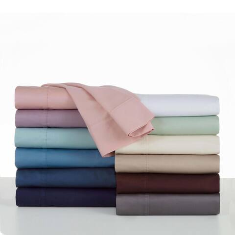 Carson Carrington Jarsjo Solid Bed Sheet Set