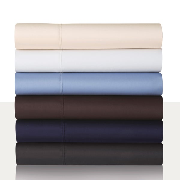 Modern Living 300 Thread Count Solid Sheet Set