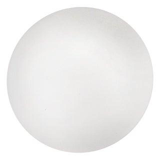 Eglo Ella 2-light 60-watt Ceiling Light with White Finish and Opal Glass