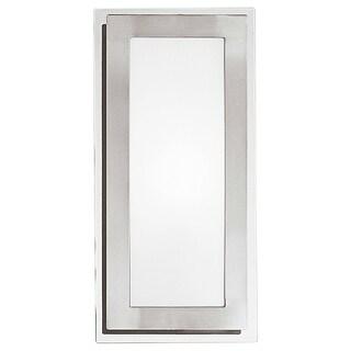 Eos 1-light 60-watt Wall Light