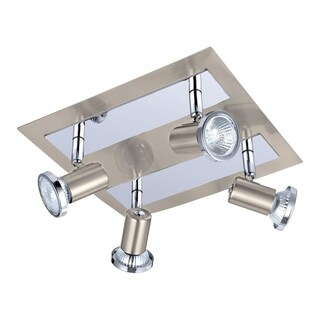 Rotello 4-light 50-watt Ceiling Track Light
