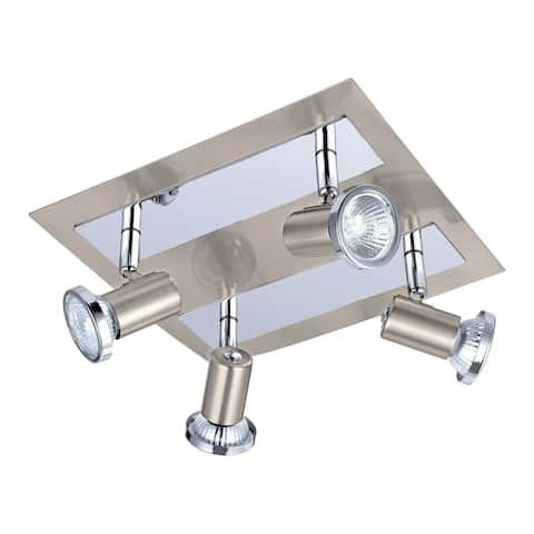 Porch & Den Stono 4-light 50-watt Ceiling Track Light