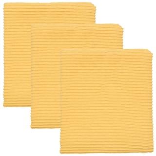 Turkish Cotton Ripple Kitchen Towels (Set of 3)