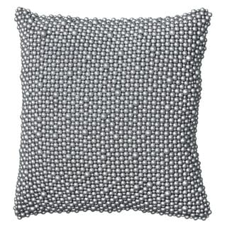 Rizzy Home 12-inch Solid Throw Pillow