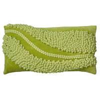 Rizzy Home Serpentine Stripe Throw Pillow