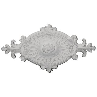 Quentin 24-inch Decorative Oval Medallion
