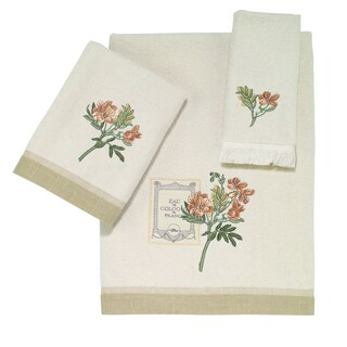 Alana 4-piece Towel Set