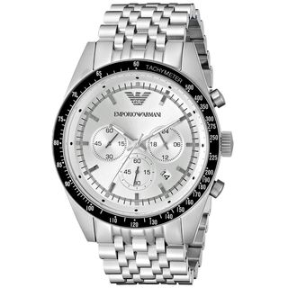 Emporio Armani Men's AR6073 'Sportivo' Chronograph Stainless Steel Watch