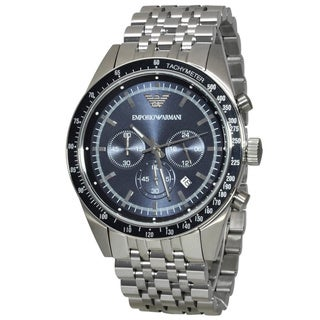 Emporio Armani Men's AR6072 'Sportivo' Chronograph Stainless Steel Watch