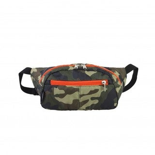 Eastsport Absolute Camo Sport Belt Bag