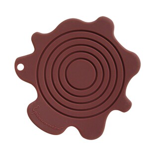 Epicureanist Silicone Splat Coasters (Set of 2)