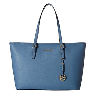 Michael Kors Jet Set Medium Saffiano Leather Tote Bag