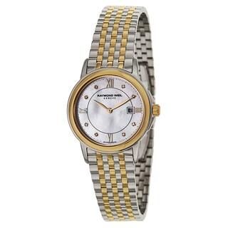 Raymond Weil Women's 5966-STP-00995 Gold Watch