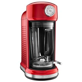 KitchenAid KSB5010CA Candy Apple Red Torrent Magnetic Drive Blender